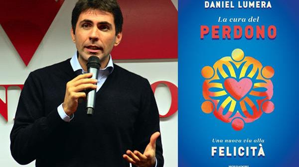 """12 Ottobre – Daniel Lumera presenta il libro """"La cura del perdono"""" a Jesi (AN)"""